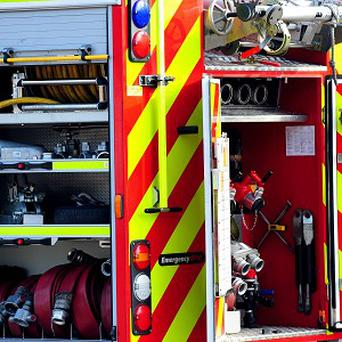 Six people suffered smoke inhalation in a house fire in Dublin