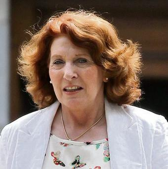 Kathleen Lynch is suffering from a recurring attack of septicaemia