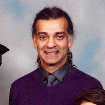 Sanjeev Chada, 43, was found injured and his two sons were dead (Garda/PA)
