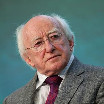 President Michael D Higgins signed off on the Protection of Life During Pregnancy Bill 2013 without referring it to the Supreme Court