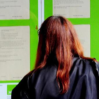 Levels of people claiming benefits have dropped, according to the Central Statistics Office