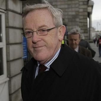 The State will monitor the health of Frank Dunlop