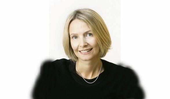 Communicorp's chief executive Gervaise Slowey