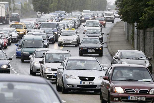 Some 74.8pc of residents in Ireland decide to get to their destination by car