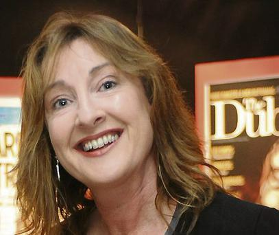 'Irish Independent' Editor Claire Grady