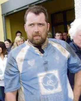 VICTIM: Shane Geoghegan was in wrong place at wrong time