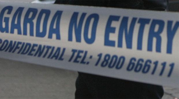 Officers have sealed off the scene near the south Donegal village of Ballintra.