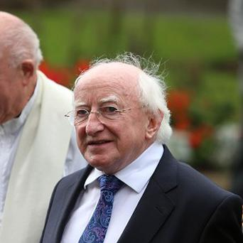 President Michael D. Higgins will attend the commemoration of the 1913 Lockout.
