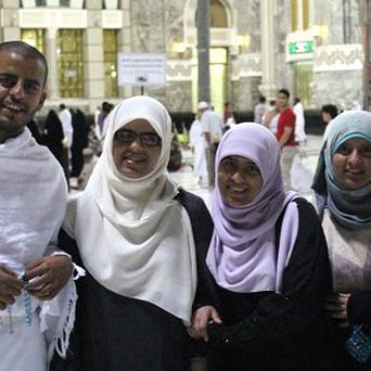 Ibrihim Halawa and his sisters Fatima, Omaima and Somaia were jailed in Cairo earlier this month