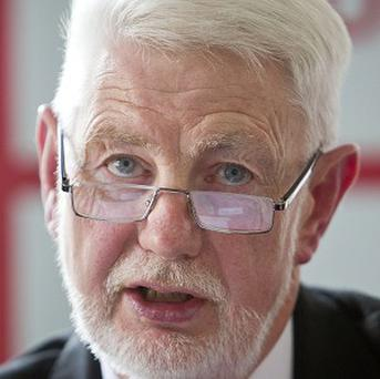 David Begg, General Secretary of the Irish Congress of Trade Unions