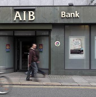 Allied Irish Banks has claimed 4 per cent of its mortgage customers have decided not to repay the money