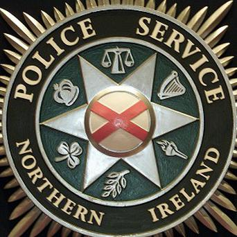 Police said a masked man ordered the viable explosive device be transported to the main police station in Derry last night.