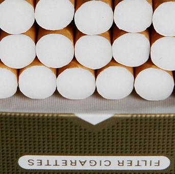 The French will soon be able buy their cigarettes and do their banking at the same time
