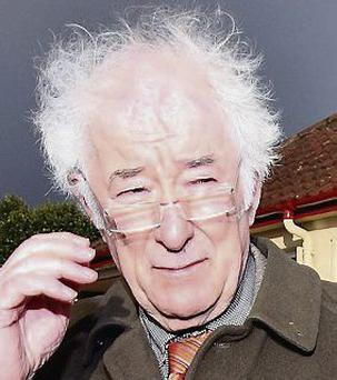 Seamus Heaney: surge in demand for his books