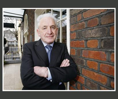 Fr Tony Flannery: about to launch 'controversial' book