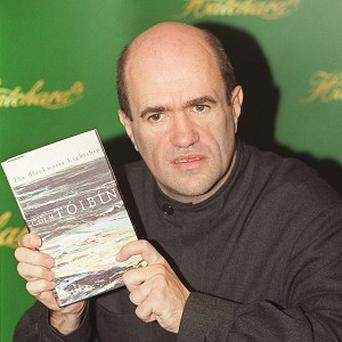 Colm Toibin's novel The Testament Of Mary has been nominated for the Man Booker Prize.