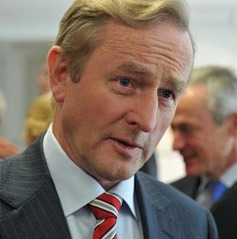 Taoiseach Enda Kenny rejected a challenge from the Opposition to a live TV debate on the abolition of the Seanad