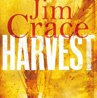 Harvest, which author Jim Crace says is his final novel, has been shortlisted for the Man Booker Prize.
