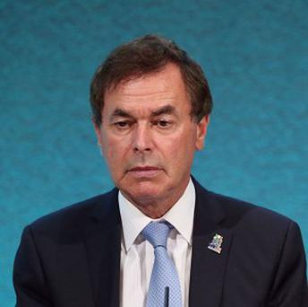 A database of DNA samples from convicted criminals and suspects will respect human rights, minister Alan Shatter says