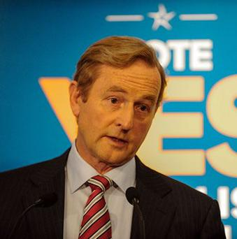 Giving the public a role in the law-making process will become 'the norm', Enda Kenny has confirmed