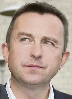 Brian Hayes: the free GP care for under fives will reduce A&E waiting times