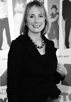 ACCOLADES: Susan Fitzgerald won admiration and acclaim as one of the pre-eminent actors of her generation