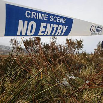 Gardai are investigating after a skeleton was found near Dublin.