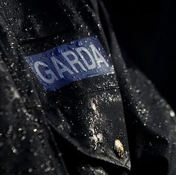 The Garda raid was related to investigations into the activities of suspected insurgents in Dublin and Limerick
