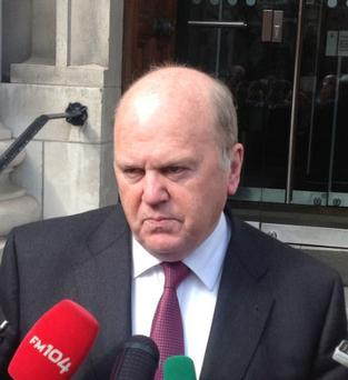 Michael Noonan says the budget will still be very difficult