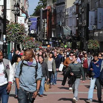 Moody's confirmed on Friday that it was changing its economic outlook on Ireland from negative to stable