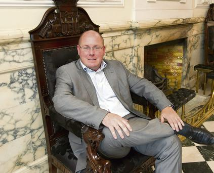 Nick Leeson knows about being under pressure and warns that 'keeping up the pretence that everything is fine is enormously hard'