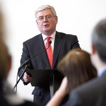 Tanaiste Eamon Gilmore says taxation isn't the issue in relation to emigration