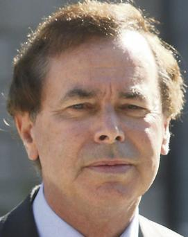 Justice Minister Alan Shatter: welcomed the overall figures