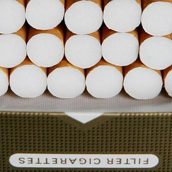 The total tobacco seizure is valued at more than €220,000