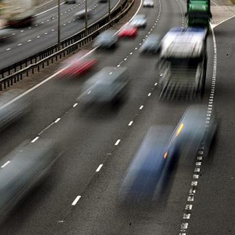 Retailer Topaz said 200 building jobs will be created during construction of two new service stations on the M8 and M9