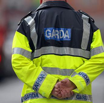 A number of shots were aimed at the home on Knockbrack Close in Drogheda on Thursday night