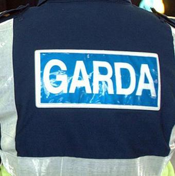 The defendant originally told gardai he was 'messing around with fireworks'