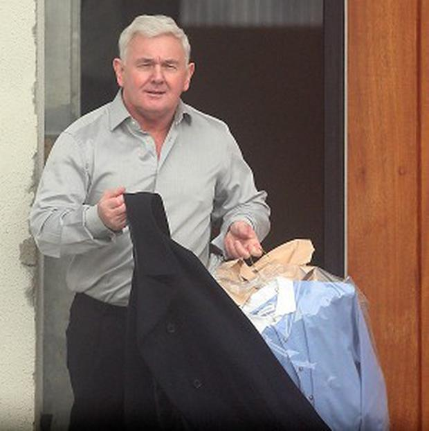 Drug baron John Gilligan walks free from Portlaoise prison after 17 years in jail