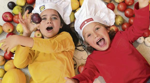 Lidl teaming up with Irish food producers