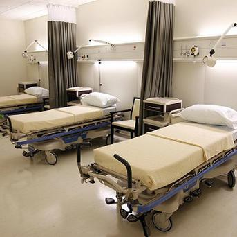 Nenagh Hospital, in Co Tipperary, was also berated for dusty and gritty bedsteads, mouldy shower rooms and allowing unfettered access to hazardous waste as well as needles and syringes