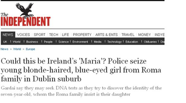 How The Independent reported on the Dublin story