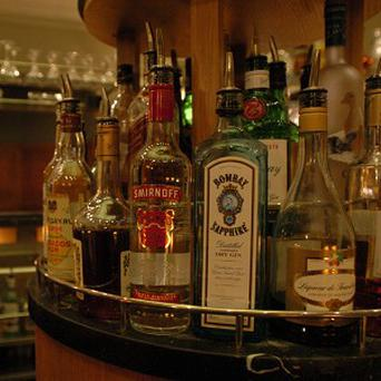 Ministers said the average price of a pint or short in pubs will not be affected by new legislation targeting high-strength alcohol being sold cheaply