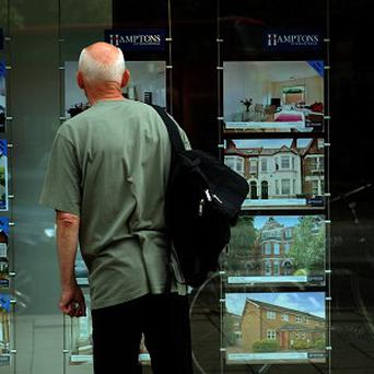 A property market study found Dublin prices rose by more than 12% over the last year to September with the price of a house up 4.2% since August
