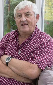 Austin Foran: retired from the gardai after 34 years' service