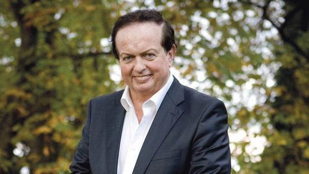 Danielle Smith slept beside a framed picture of Marty Morrissey before an important job interview