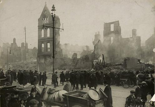 Cork during the War of Independence