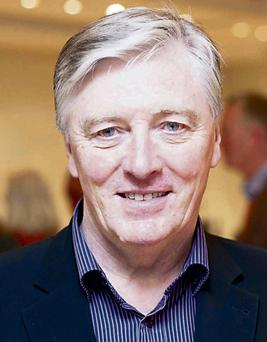 Pat Kenny: 'it's early days, but we're heading in the right direction'