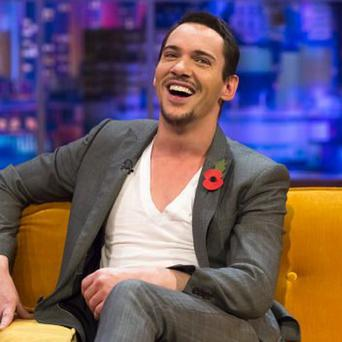 Jonathan Rhys Meyers on the Jonathan Ross show