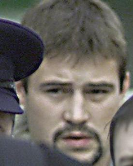 Christopher Gaffney in 2001 when he was was jailed for running a heroin gang