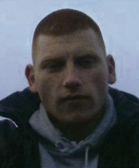 Keith Keogh: targeted as he walked along with brother
